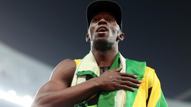Trotse Bolt gaat Spelen missen na 'buitengewone prestatie' in Rio