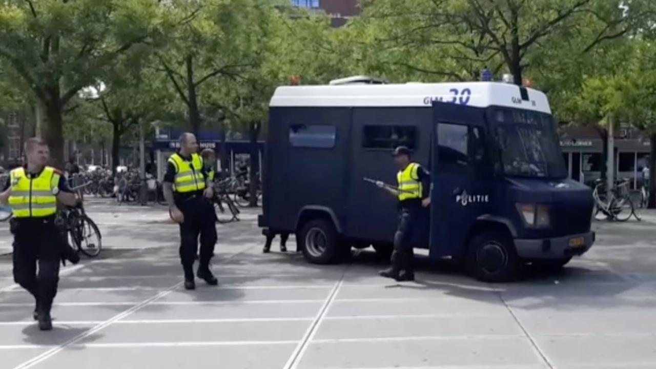 Veel politie op de been om aangekondigde demonstraties Enschede