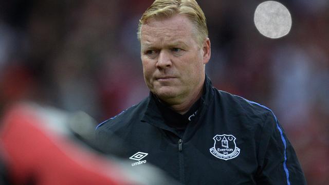 Koeman vindt dat Everton nog niet klaar is voor competitiestart