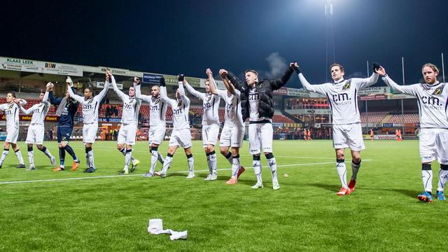 NAC Breda te sterk voor FC Volendam in topper Jupiler League