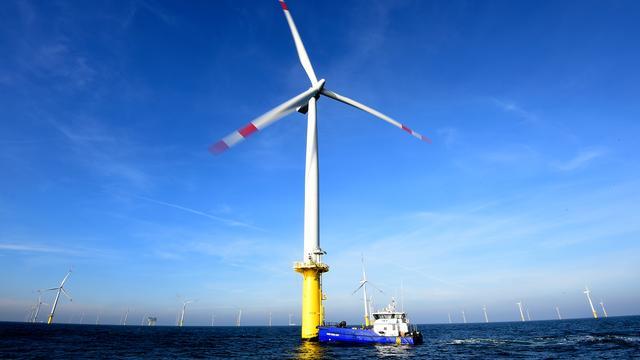 Shell vraagt politiek om meer inzet windenergie
