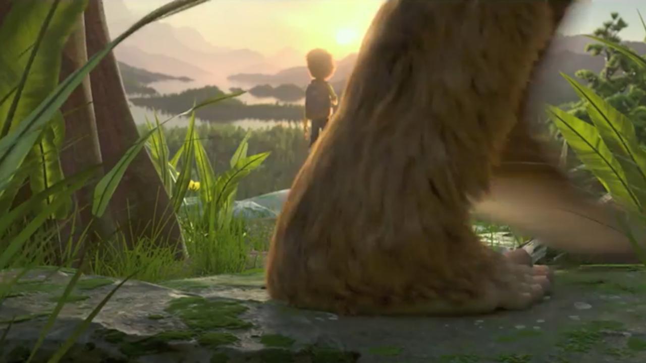 Mythe komt tot leven in nieuwe trailer Bigfoot Junior