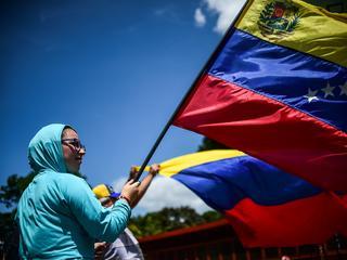 Nieuwe raad op hand van president Maduro zette congres vrijdag buitenspel