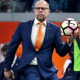 Grim gematigd tevreden over Nederlands elftal na roerige dagen