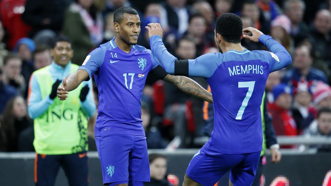 Samenvatting Engeland-Nederland