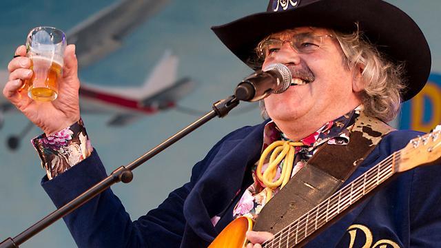 Bennie Jolink bereidt zich in ziekenhuis voor op laatste concert