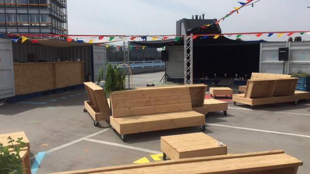 'Pannen op 't Dak' opent vrijdagavond eerste rooftop-festival Breda