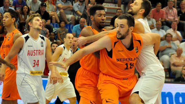 Dure nederlaag Orange Lions in de Vijf Meihal
