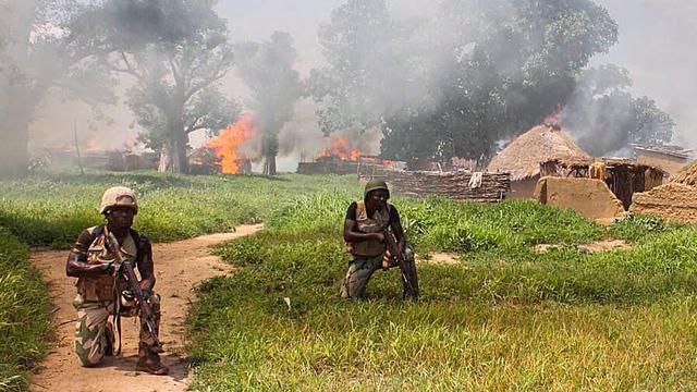Boko Haram doodt 18 vrouwen bij begrafenis