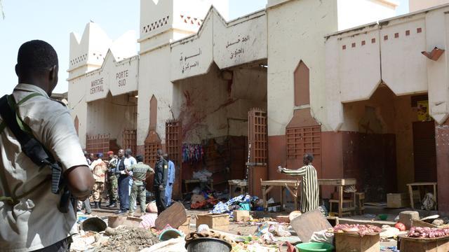 Veel doden bij aanslag op moskee in Nigeria