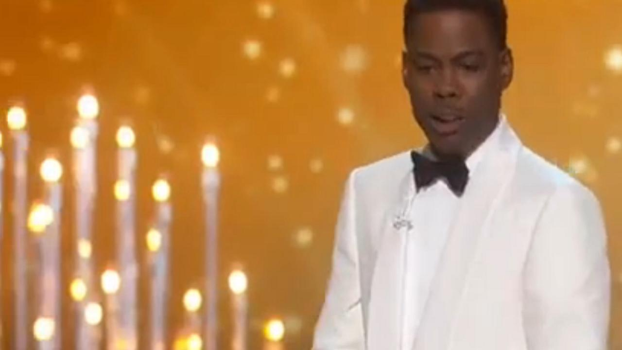 Chris Rock vraagt om kansen voor zwarte acteurs