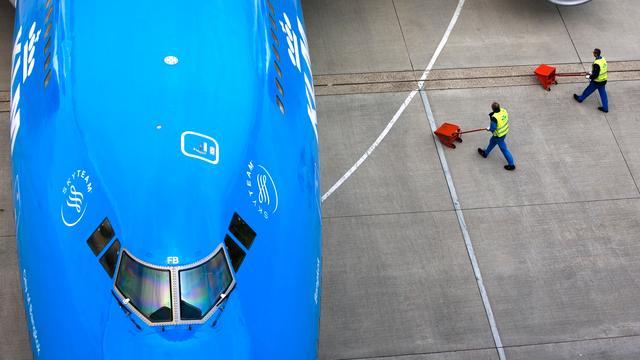 Amerikaanse justitie onderzoekt postcontracten KLM en Air France