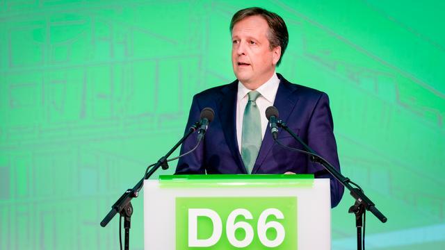Toch geen tegenkandidaat Pechtold voor stemming D66-lijsttrekkerschap