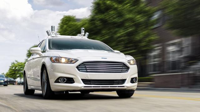 Ford binnenkort autonoom in Europa