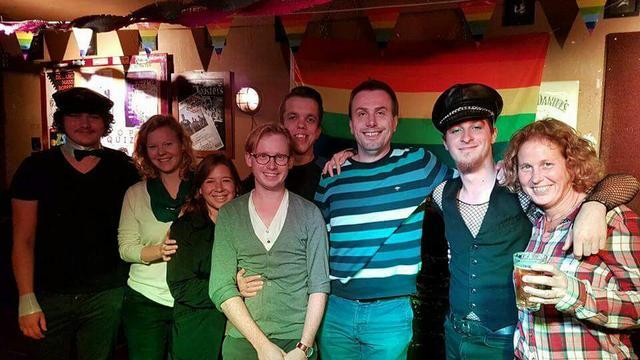Rockcafé Lazarus organiseert feestje tegen homohaat