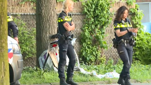 Krantenbezorger zwaargewond na steekincident in Rotterdam