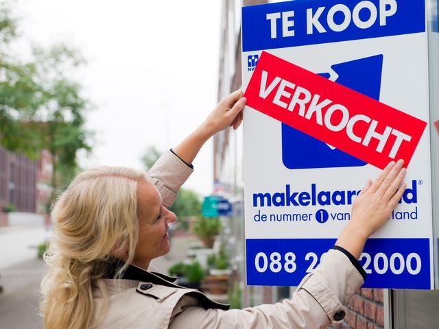 Huizenprijzen Noord-Holland bereiken niveau van voor crisis