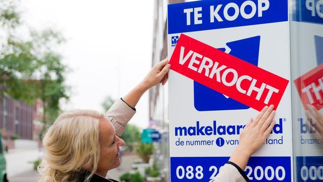 Kwart meer woningen verkocht in Groningen