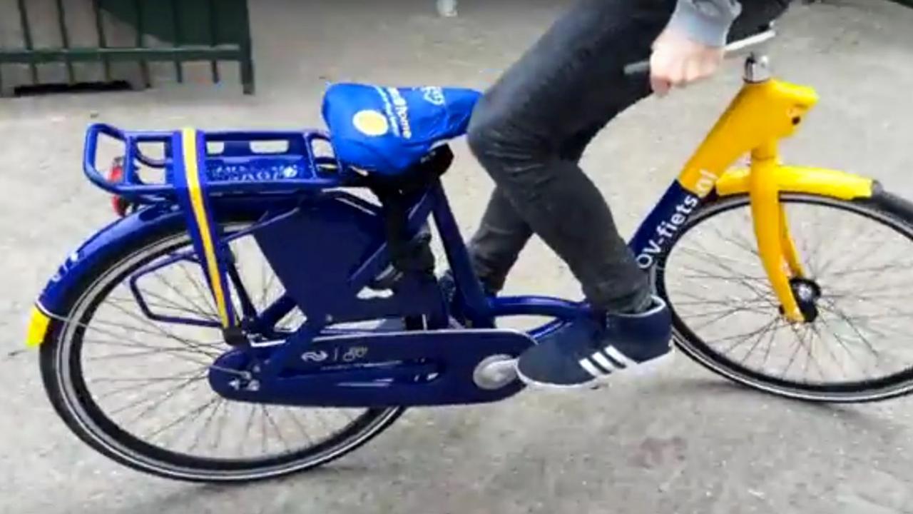 NS introduceert nieuwe OV-fiets