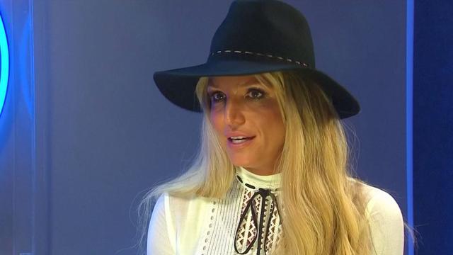 Britney Spears wil graag met Lenny Kravitz werken