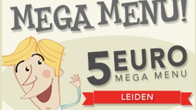 Uit eten voor vijf euro bij Leidse restaurants