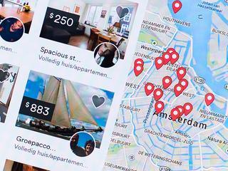 De stad en Airbnb zijn in onderhandeling over een nieuwe overeenkomst
