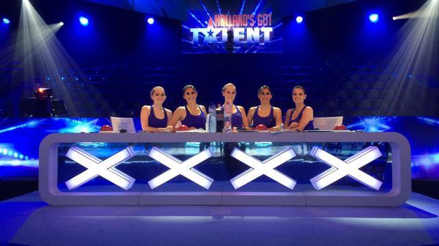 Wilskracht niet door naar finale Hollands Got Talent