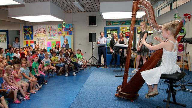 Na zomer meer cultuur op SOM-scholen
