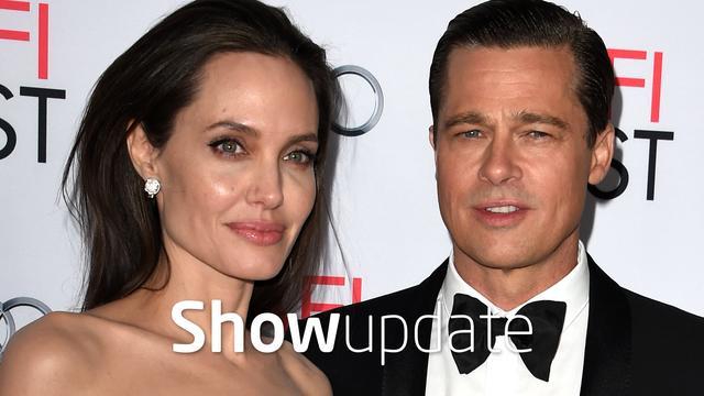 Show Update: Kids Brad en Angelina laten zich zien