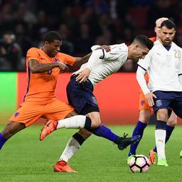 Wijnaldum hoopt dat Van Gaal weer bondscoach Oranje wordt