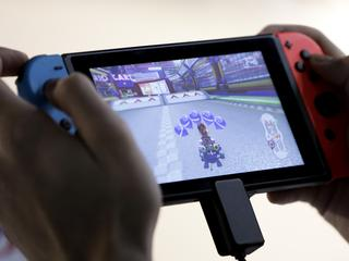 Switch is een gameconsole en handheld in één