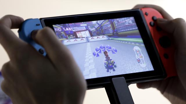 Nintendo Switch ondersteunt voorlopig geen streamingdiensten