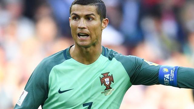 Ronaldo wil alleen over wedstrijd praten na zege op Rusland