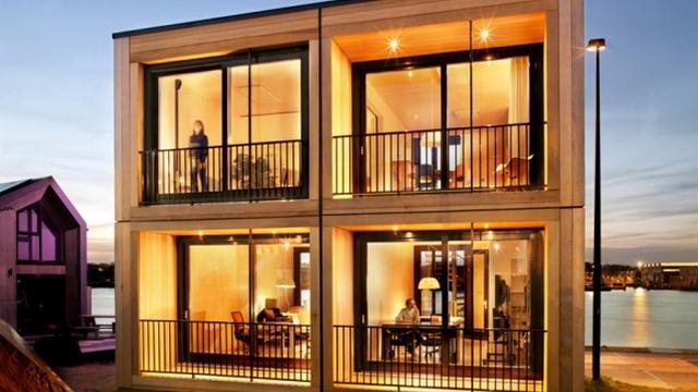 VVD Leiden wil nieuwe tijdelijke woningen leasen