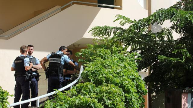 Schutter Frans eiland La Réunion verdacht van terrorisme