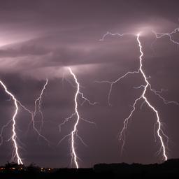 KNMI waarschuwt opnieuw voor zware onweersbuien