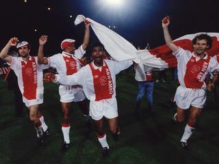 Oud-Ajax-persvoorlichter David Endt blinkt terug op winst UEFA Cup
