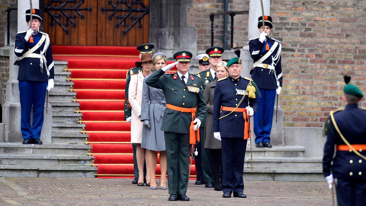 Koning reikt Willems-Orde uit