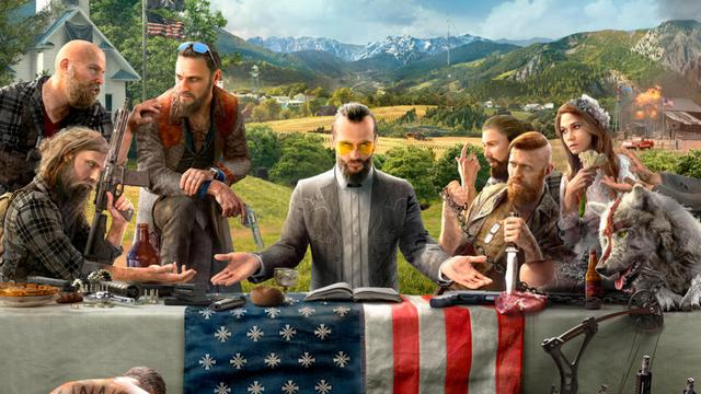 Ubisoft onthult Far Cry 5 voor consoles en pc
