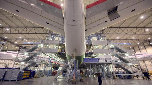 VS geeft Airbus toestemming voor levering vliegtuigen aan Iran