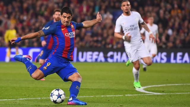 De hoogtepunten van de eerste helft van Barcelona-PSG