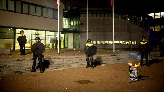 PVV verwerpt 'geweld en agressie' tegen azc in Heesch