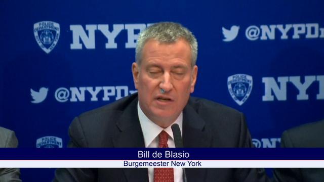 Burgemeester New York wil vergoeding zien voor beveiliging Trump