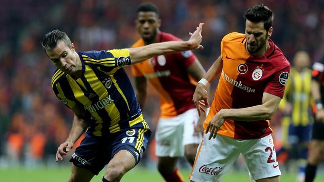 Galatasaray en Fenerbahçe komen niet tot scoren in Turkse klassieker