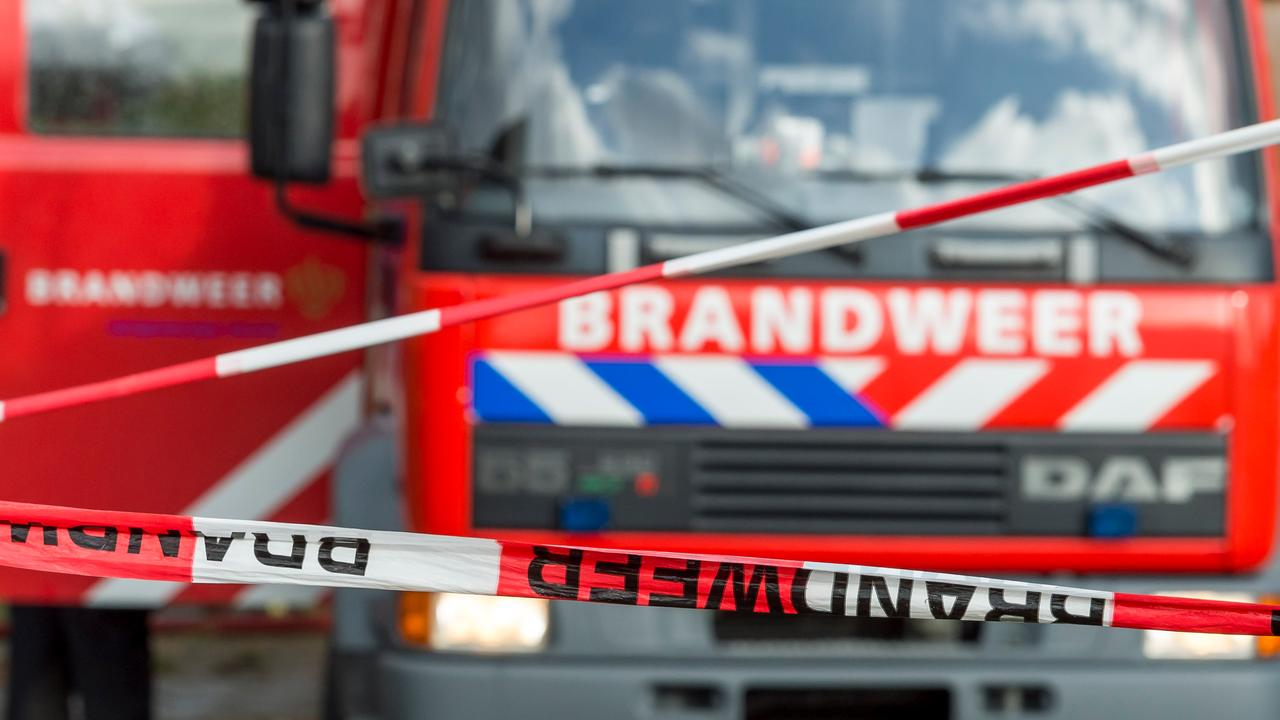 Auto in Haarlem in brand gestoken