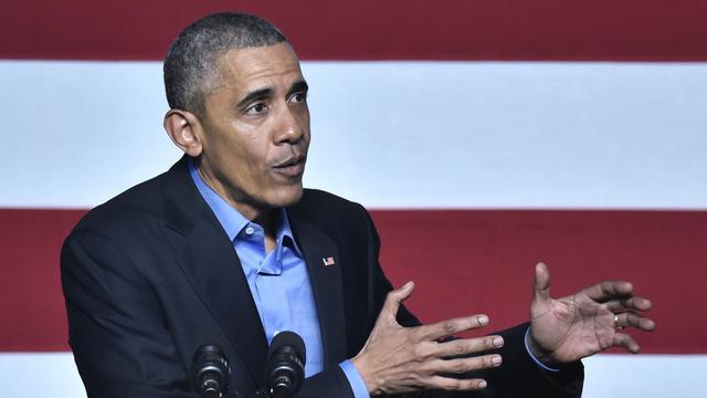 Obama keurt verkiezingscampagne af