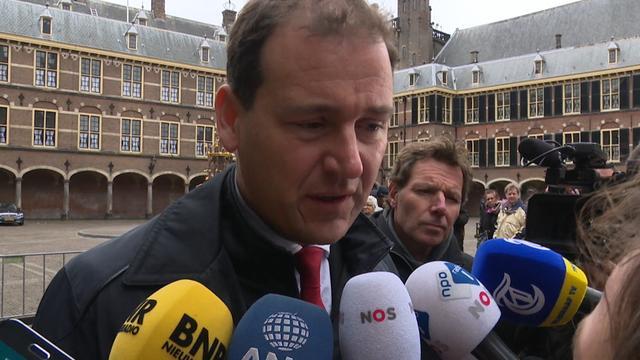 PvdA-leider Asscher wil niet samengaan met GroenLinks