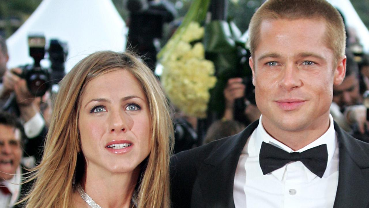 'Brad gespot met Jennifer'