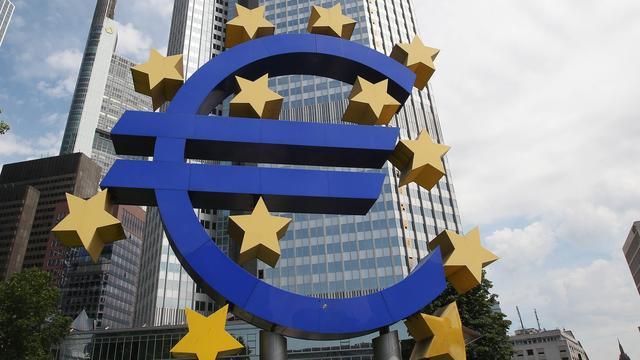 Economie eurozone met 0,3 procent gegroeid in laatste kwartaal