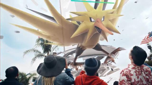 Pokémon Go krijgt na 22 juli legendarische Pokémon